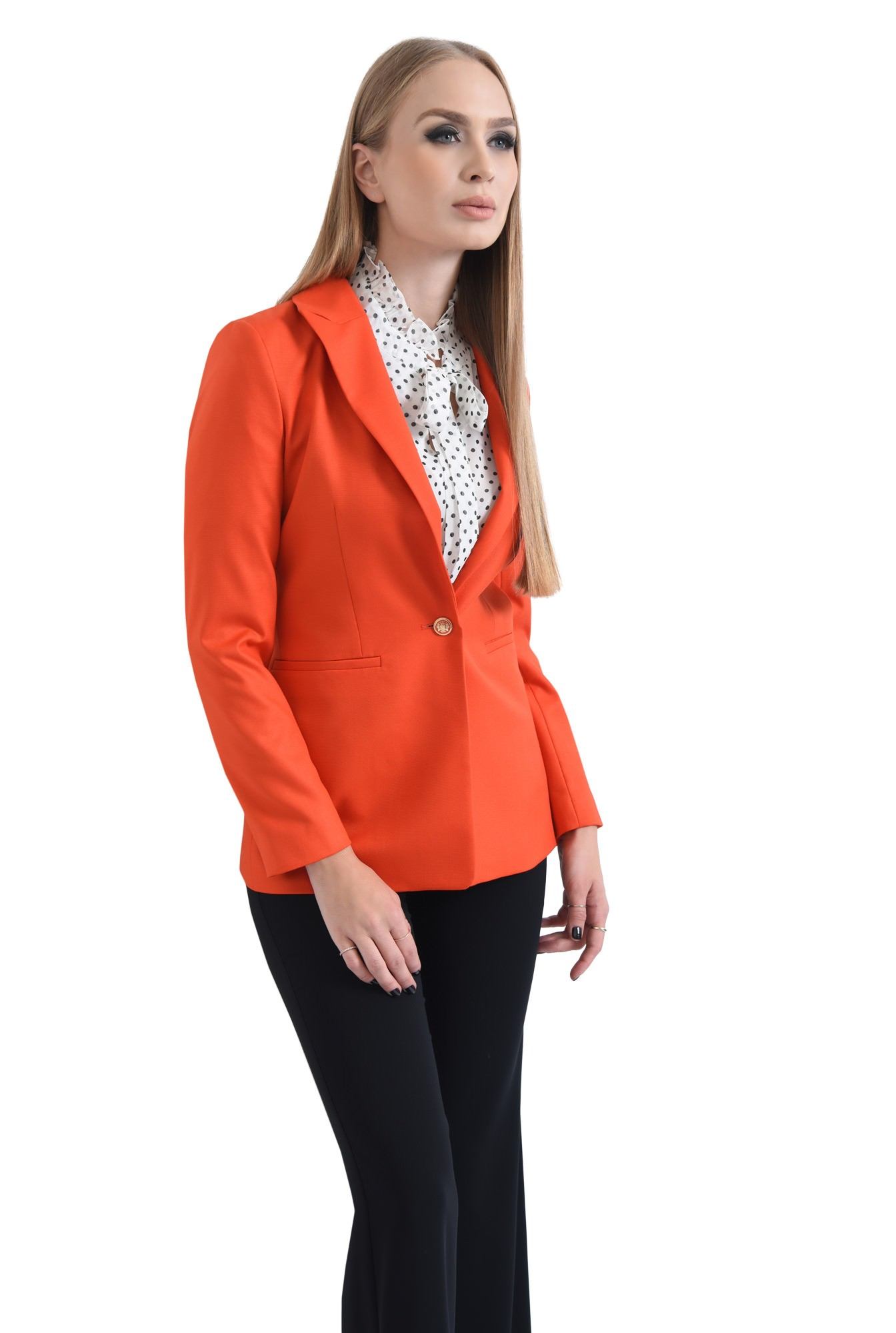 SACOU OFFICE DREPT S 128-ORANGE