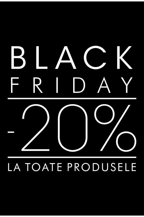 Black Friday POEMA: -20% la toate articolele