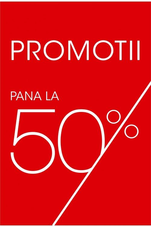 PROMTOII PANA LA -50%