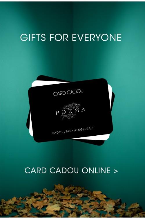 Card Cadou POEMA