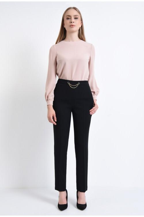 360-Pantaloni eleganti cu buzunare