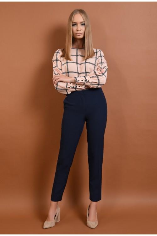 360 - pantaloni conici, la dunga, pantaloni online