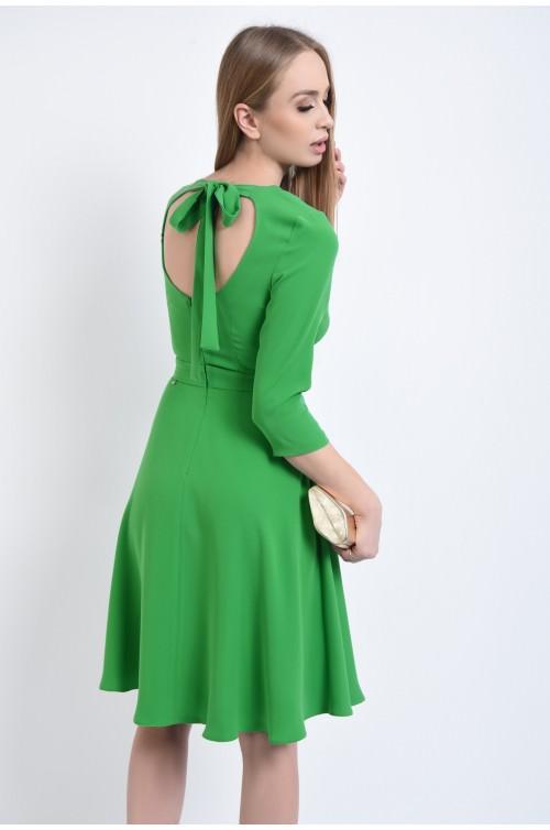 Rochie eleganta, spate decoltat
