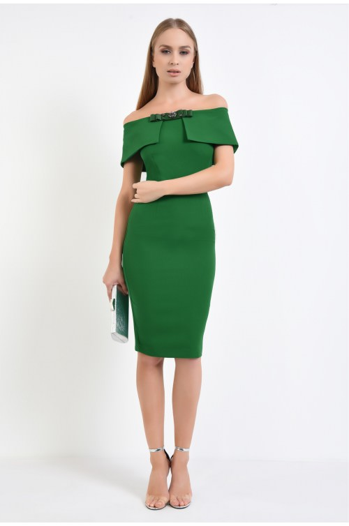 rochie eleganta bodycon, decolteu, rochii online