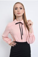 3 - BLUZA OFFICE BL 301-ROZ