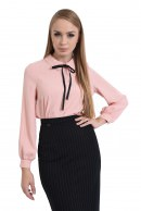 1 - BLUZA OFFICE BL 301-ROZ