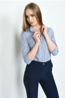 1 - PANTALON OFFICE CONIC PT 133-BLEUMARIN