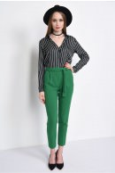 4 - PANTALON CASUAL CONIC PT 135-VERDE
