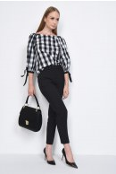 4 - PANTALON OFFICE PT 160-NEGRU