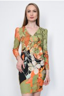 3 - ROCHIE CASUAL DREAPTA R 237-PRINT OLIVE