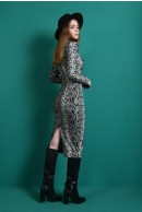 3 - ROCHIE CONICA SNAKE PRINT