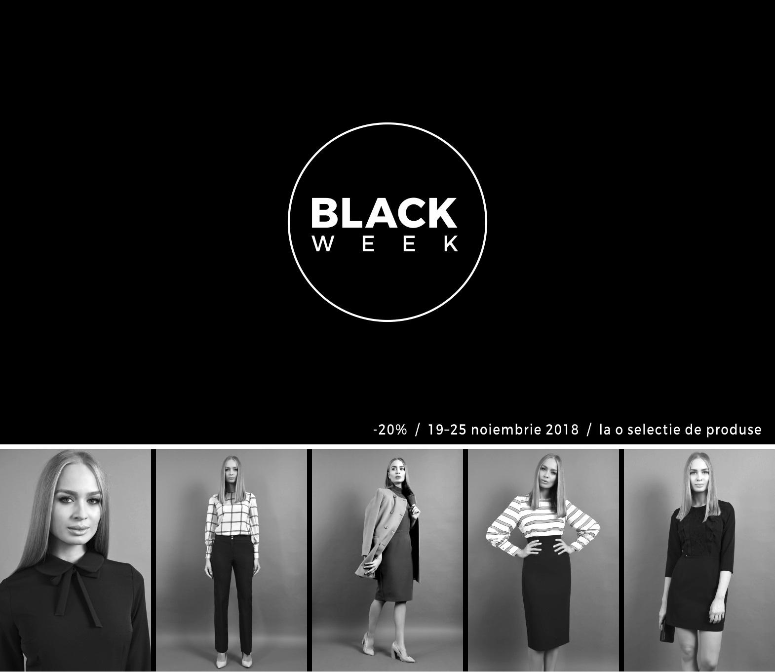 Black Week POEMA, zeci de produse acum cu -20%