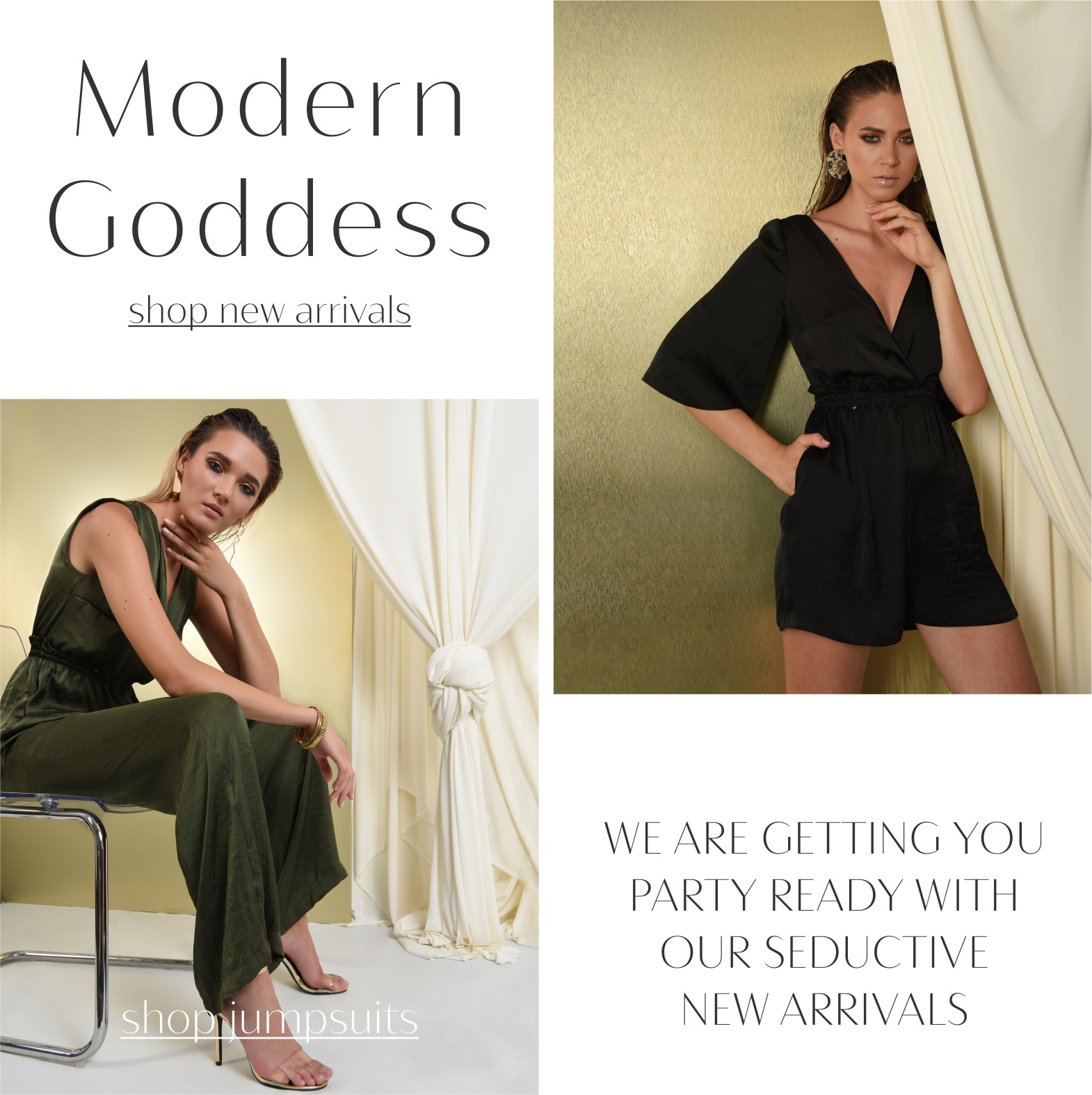 Descopera cele mai noi tinute POEMA: rochii de seara, fuste si bluze elegante